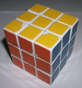 Rubik blanc