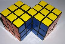 Rubik siamois