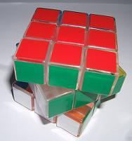 Rubik transparent